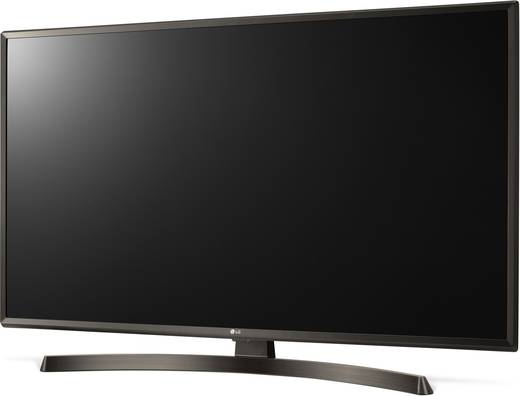 LG Electronics 43UK6400 LED-TV 108 cm 43 Zoll EEK A (A++ - E) DVB-T2, DVB-C, DVB-S, UHD, Smart TV, WLAN, PVR ready, CI+