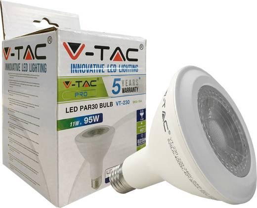 V-TAC LED E27 Reflektor 11 W = 95 W Naturweiß (Ø x L) 95 mm x 117 mm EEK: A+ nicht dimmbar 1 St.