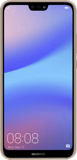 HUAWEI Dual-SIM Smartphone P20 lite Pink + Bluetooth Speaker CM51