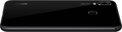 HUAWEI Dual-SIM Smartphone P20 lite Schwarz + Bluetooth Speaker CM51