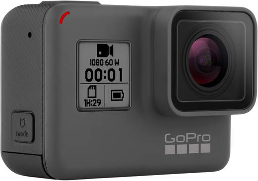 Action Cam GoPro HERO CHDHB-501-RW Full-HD, Wasserfest, WLAN, Touch-Screen
