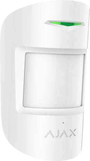 AJAX 7170.06.1 Kombinierter Bewegungs- und Gasbruchmelder Weiß