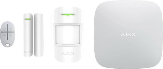 AJAX AX-HUBKIT StarterKit Funkalarmset Weiß