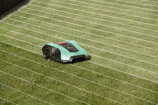 Mähroboter Indego 400 Connect Bosch Home and Garden Geeignet für Fläche max. 400 m²