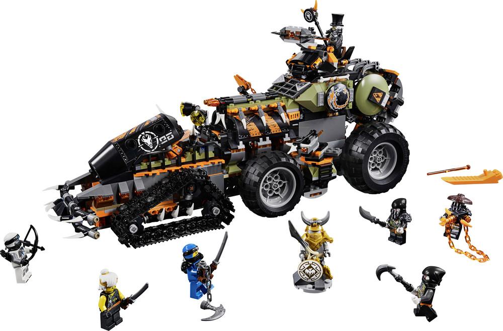 lego® ninjago 70654 drachenfänger kaufen
