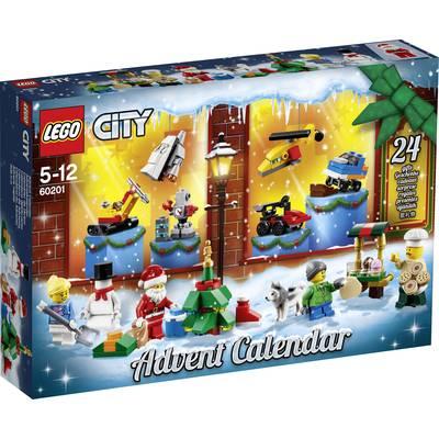 LEGO® CITY 60201 LEGO® City Adventskalender Preisvergleich