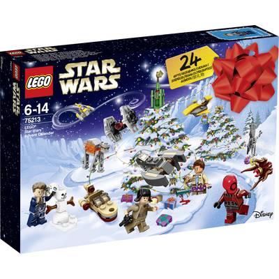 LEGO® STAR WARS? 75213 LEGO® Star Wars? Adventskalender Preisvergleich