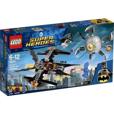 LEGO® DC COMICS SUPER HEROES 76111 Batman Brother Eye Gefangennahme Preisvergleich