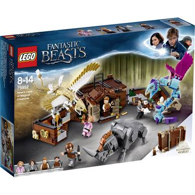 LEGO® HARRY POTTER? 75952 Newts Koffer der magischen Kreaturen Preisvergleich
