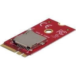 Konvertor rozhrania Renkforce RF-3346514, [1x #####M.2 Key A-E-Stecker - 1x slot na SD karty]