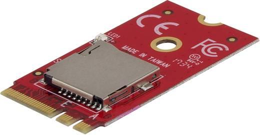 Schnittstellen-Konverter [1x M.2 Key A-E-Stecker - 1x SD-Karten-Slot] Renkforce
