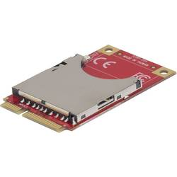 Adaptér rozhraní Renkforce RF-3346516, [1x Mini PCIe zástrčka - 1x slot na SD karty]