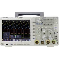 Digitálny osciloskop VOLTCRAFT DSO-6104F, 100 MHz, 4-kanálová