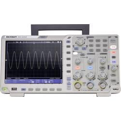 Digitálny osciloskop VOLTCRAFT DSO-6202E, 200 MHz, Kalibrované podľa (ISO)