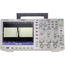 Digitálny osciloskop VOLTCRAFT DSO-6202F, 200 MHz, kalibrácia podľa (ISO)