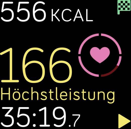 FitBit Versa Special Edition Smartwatch Uni Dunkelgrau