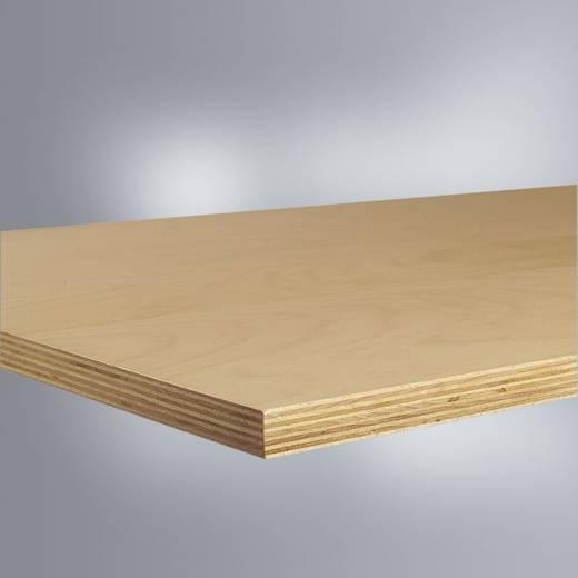 Manuflex ZB1442 Platte 5, Multiplex, 1250x600x22 mm (B x H x T) 1250 x 22 x 600 mm