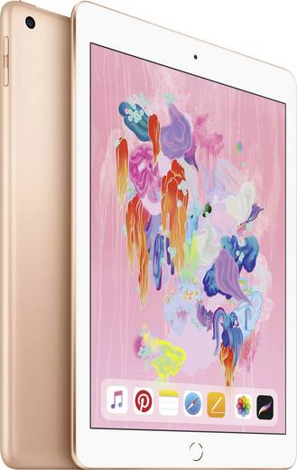 Apple iPad 9.7 (März 2018) WiFi 32 GB Gold