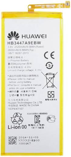 Huawei Handy-Akku Passend für: Huawei P8 2600 mAh Bulk/OEM