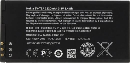 Handy-Akku Nokia Passend für: Nokia Lumia 730, Nokia Lumia 735 2220 mAh Bulk/OEM