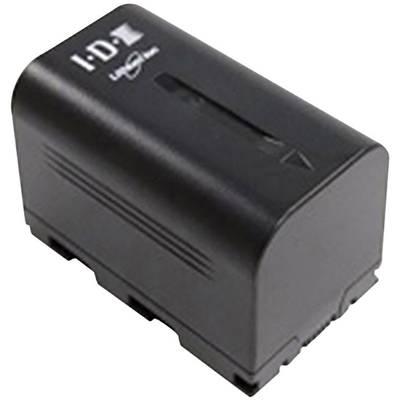 IDX SSL-JVC50 Kamera-Akku ersetzt Original-Akku SSL-JVC50 7.4 V 4900 mAh Preisvergleich