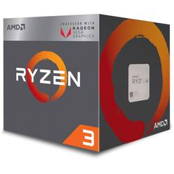 Procesor (CPU) v boxu AMD Ryzen 3 () 4 x 3.5 GHz Quad Core Socket: AMD AM4 65 W - AMD Ryzen 3 2200G YD2200C5FBBOX