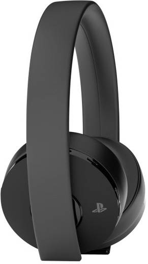 Sony Computer Entertainment Wireless Headset - Gold Edition Gaming Headset Bluetooth Stereo On Ear Schwarz