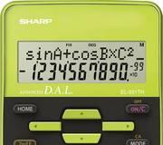 Taschenrechner-Sharp