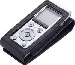 Digitální diktafon Olympus DM-720 Kit + CS150 Maximální čas nahrávání 985 h stříbrná