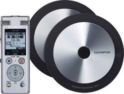 Digitální diktafon Olympus DM-720 Meet & Record Kit Large Maximální čas nahrávání 985 h stříbrná