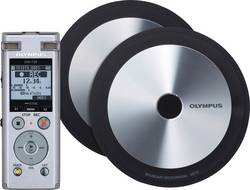 Image of Olympus DM-720 Meet & Record Kit Large Digitales Diktiergerät Aufzeichnungsdauer (max.) 985 h Silber inkl. 2