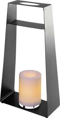 Image of Dekoleuchte LED Amber Polarlite Iron 350 Dunkelbraun