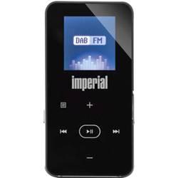 FM kapesní rádio Imperial DABMAN 2, Bluetooth, černá