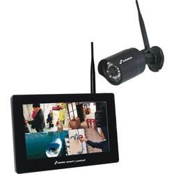 Sada bezpečnostní kamery Stabo 51092 4kanálový, max. dosah 300 m