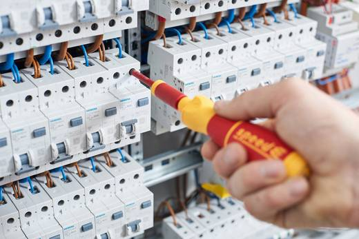 VDE E-Schraubendreher Wiha speedE electric Set 1