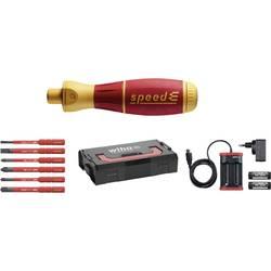 Elektrický skrutkovač VDE Wiha speedE electric Set 1 41911
