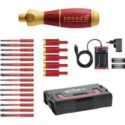 Elektrický skrutkovač VDE Wiha speedE electric Set 3 41913