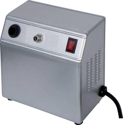 Herpa Airbrush-Kompressor 1.5 bar 15 l/min 1/8 Zoll Luftschlauchanschluss