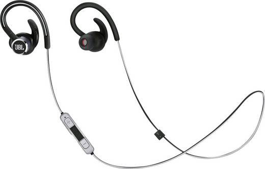 Bluetooth® Sport Kopfhörer JBL Reflect Contour 2 In Ear Headset, Schweißresistent Schwarz