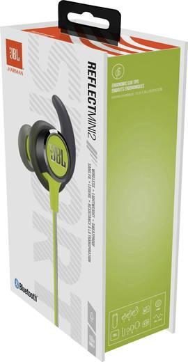 JBL Reflect Mini 2 Bluetooth® Sport Kopfhörer In Ear Headset, Schweißresistent Grün