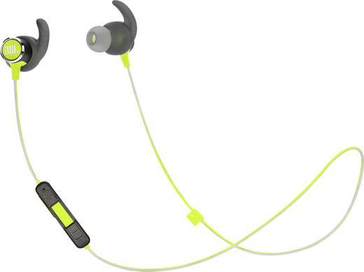 Bluetooth® Sport Kopfhörer JBL Reflect Mini 2 In Ear Headset, Schweißresistent Grün