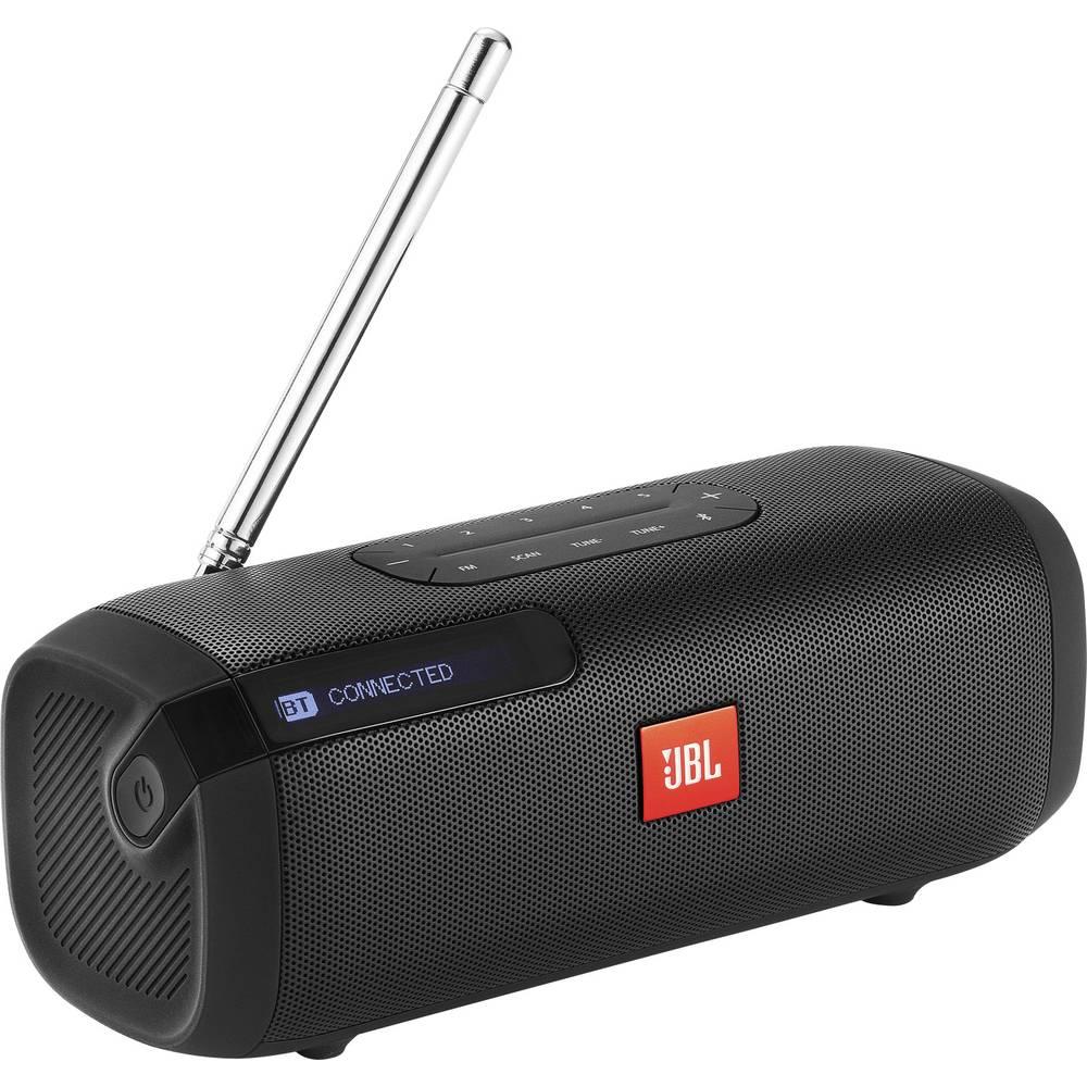 JBL Tuner Bluetooth® Lautsprecher FM Radio Schwarz im Conrad Online ...