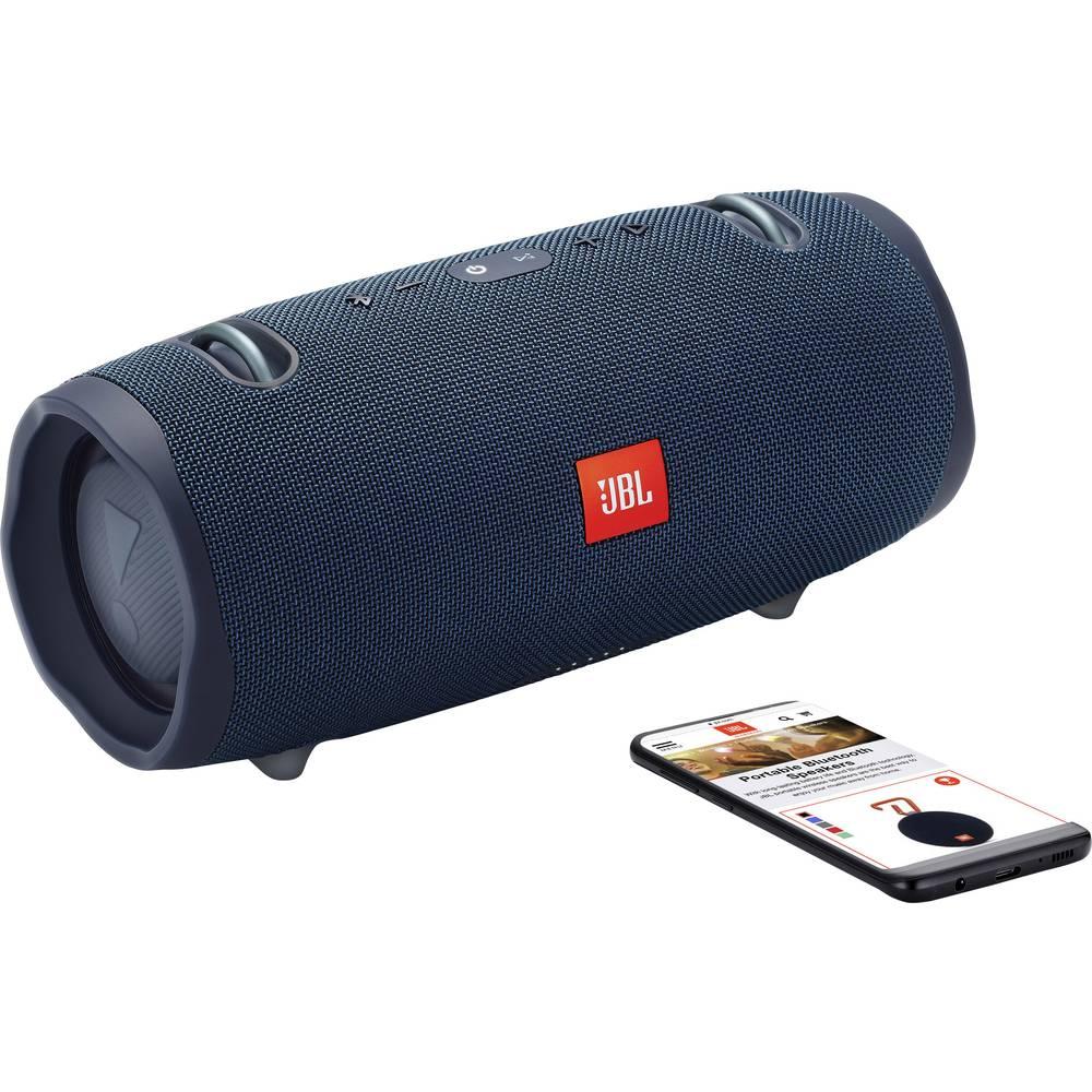 JBL Xtreme 2 Bluetooth® Lautsprecher Outdoor, Wasserfest Blau im ...