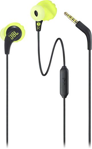 JBL Endurance Run Sport Kopfhörer In Ear Headset, Schweißresistent Lime