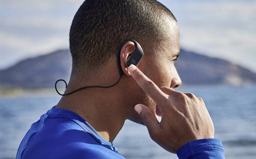 JBL Endurance Sprint Bluetooth® Sport Kopfhörer In Ear Headset, Schweißresistent, Wasserbeständig Lime