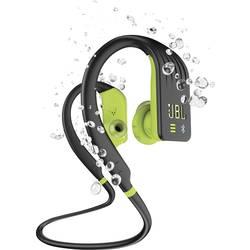 Bluetooth športové štupľové slúchadlá JBL Endurance Dive JBLENDURDIVEBNL, citrusová