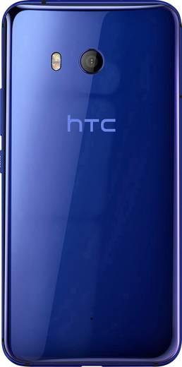 HTC U11 Hybrid-Slot LTE-Smartphone 14 cm (5.5 Zoll) 2.45 GHz Octa Core 64 GB 12 Mio. Pixel Android™ 7.1 Nougat Dunkelbla