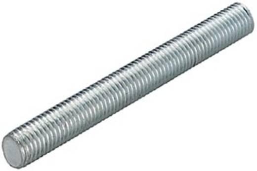 Gewindestange M6 1000 mm Stahl galvanisch verzinkt Fischer 20956 50 St.