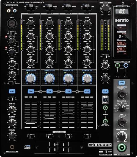 DJ Mixer Reloop RMX-90 DVS