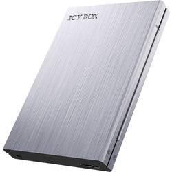 6,35 cm (2,5 palca) úložné puzdro pevného disku 2.5 palca ICY BOX IB-241WP, USB 3.2 Gen 1 (USB 3.0), antracitová